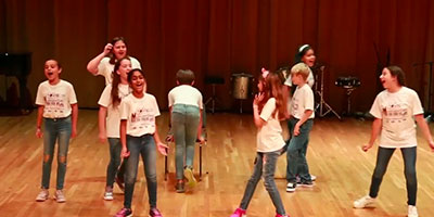Intermediate Voice & Musical Theater